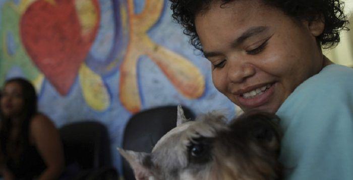 Pes ako liečba pre chorých v nemocnici: V Brazílii to funguje | Útulkovo.sk