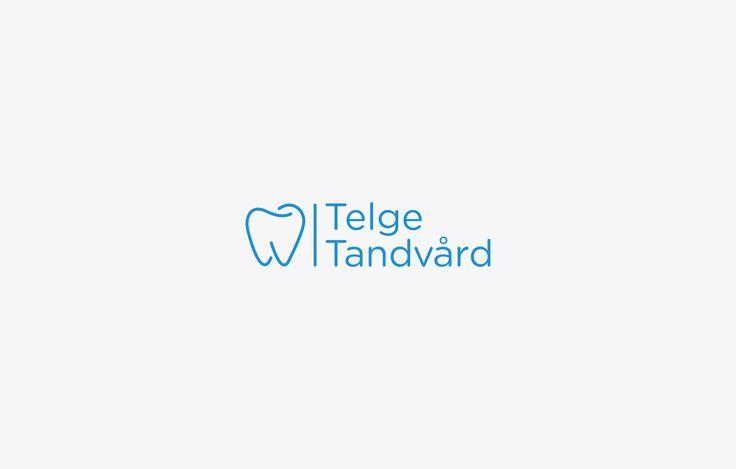 Logotype for dental clinic  — Logotyp för tandläkare