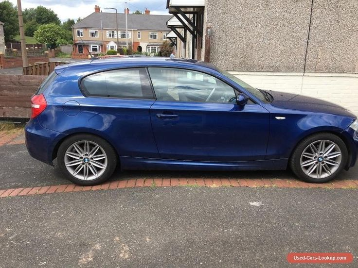 BMW 1 SERIES 118D 2.0 MSPORT 3DR MANUAL 2009 #bmw #3series #forsale #unitedkingdom