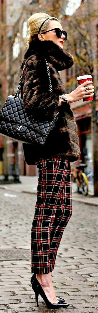 Luxurious Café and Fur- FW Fashion ~ #LadyLuxuryDesigns