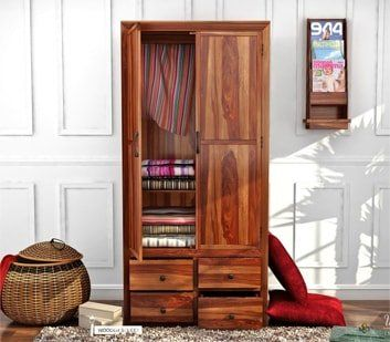 Buy #Wardrobes Online at Wooden Street and keep your living room clutter free with #storage #furniture. Choose from cabinets, cupboards, shelves and sideboards in lots of styles. Visit : https://www.woodenstreet.com/storage-furniture in #Hyderabad #Indore #Jaipur #Jodhpur #Kochi #Kolkata