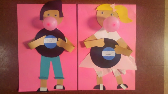 50th Day of School-- ummm, I don't think we celebrate this but how cute are these!!!!