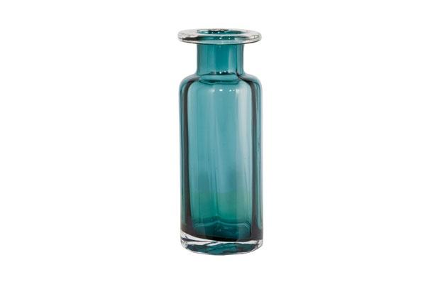 Blue vase, homebase