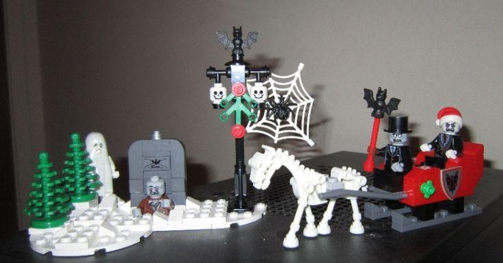 lego halloween tree