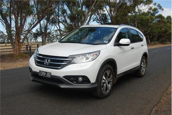 """We offer a new """"Honda CR-V"""", the fourth generation of the popular SUV with improved aerodynamics with automated vehicles and drive to all four wheels. The fact that more than five million """"Honda CR-V"""" sold worldwide since 1995th year, when the model"""
