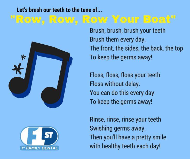 doctor song for preschool the 25 best brush teeth ideas on 690