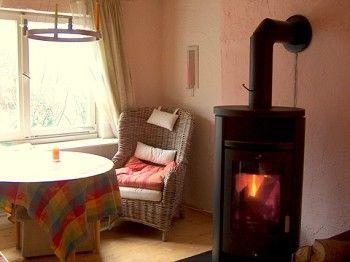 Hütte, Ferienhütte am gluckernden Bächlein für 1-2Pers. in Alleinlage ganz ruhig Urlaub Longkamp