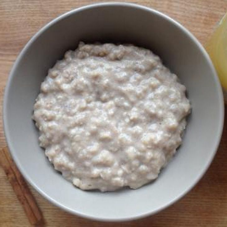 Maple syrup cinnamon barley porridge recipe in 2020