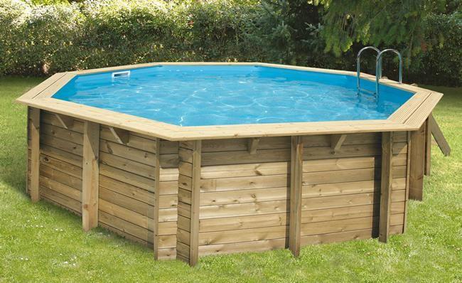 promo sp ciale piscine hors sol bois ocea grand mod le. Black Bedroom Furniture Sets. Home Design Ideas