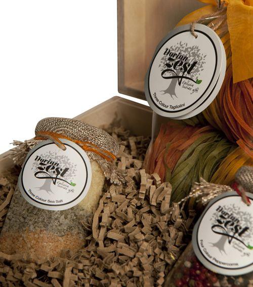 Gourmet Pasta Gift Basket