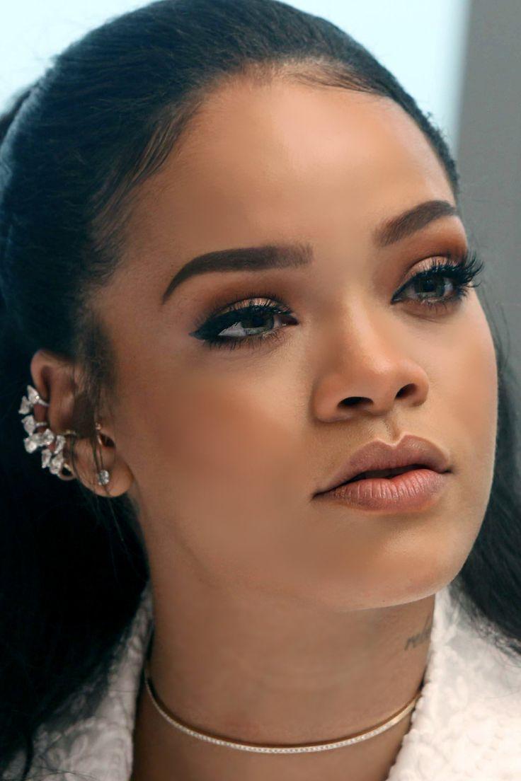 25+ best ideas about Rihanna face on Pinterest