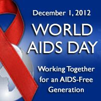 Learning English with Michelle: World AIDS Day 2012:Getting to Zero