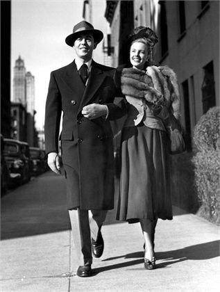 Il formal maschile - Vogue.it 1950 #TuscanyAgriturismoGiratola