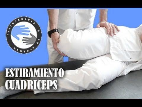 Fisioterapia a tu alcance: El músculo cuádriceps femoral es el músculo más potente (después del músculo masetero) y voluminoso de todo el cuerpo humano. Es e...