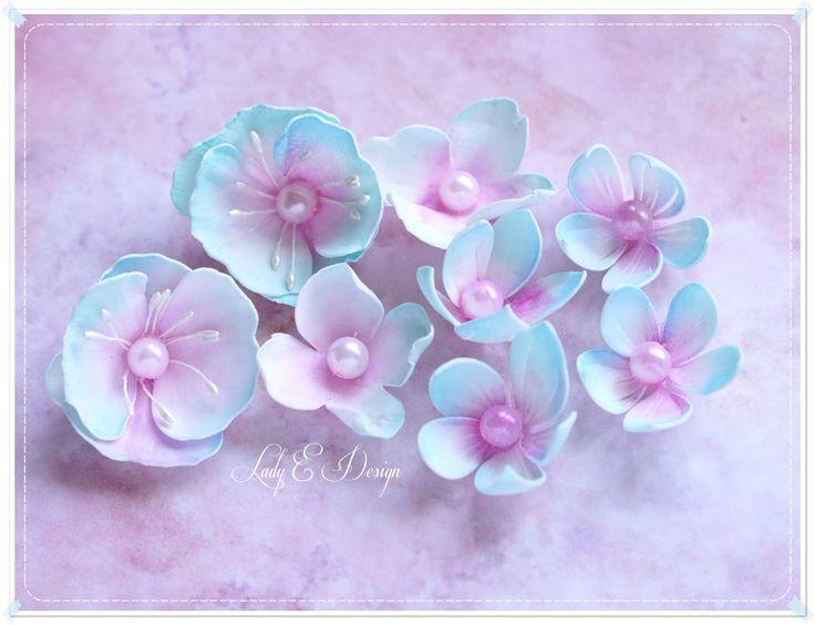 34 best foam flowers images on pinterest paper flowers handmade handmade foam flowers kwiatki z foamiranu mightylinksfo