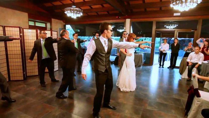 La mejor entrada en una boda, The Best Wedding Entrance #CoreografiaBodas