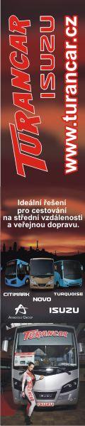 O společnosti Turancar | Turancar CZ spol. s r.o. | prodej autobusů