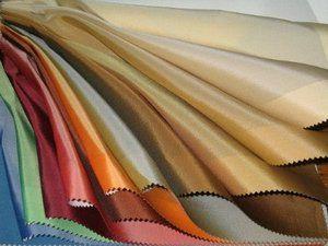 Современная подкладочная ткань - разновидности.