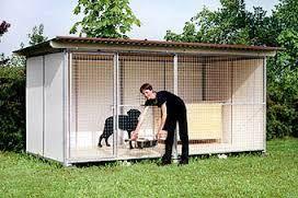Garten Hundezwinger