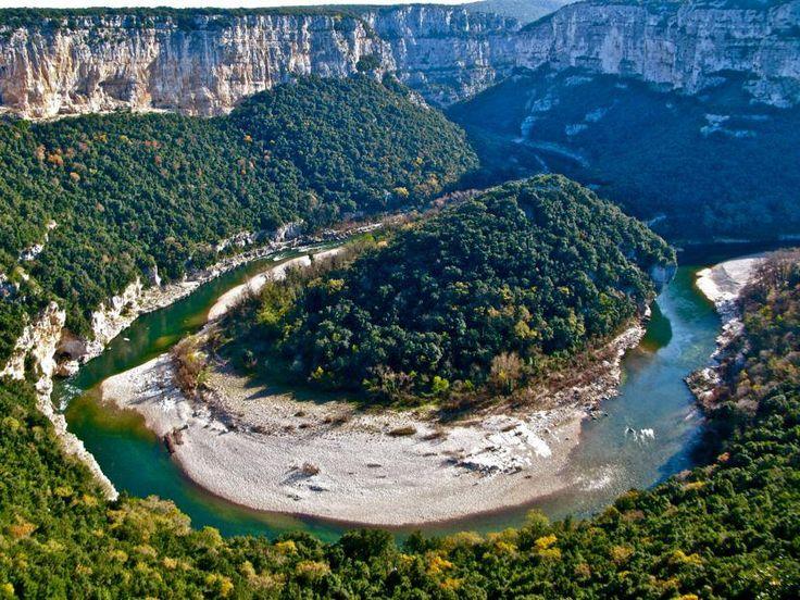 Gorges De L'ardeche Vallon Pont D'arc 07150