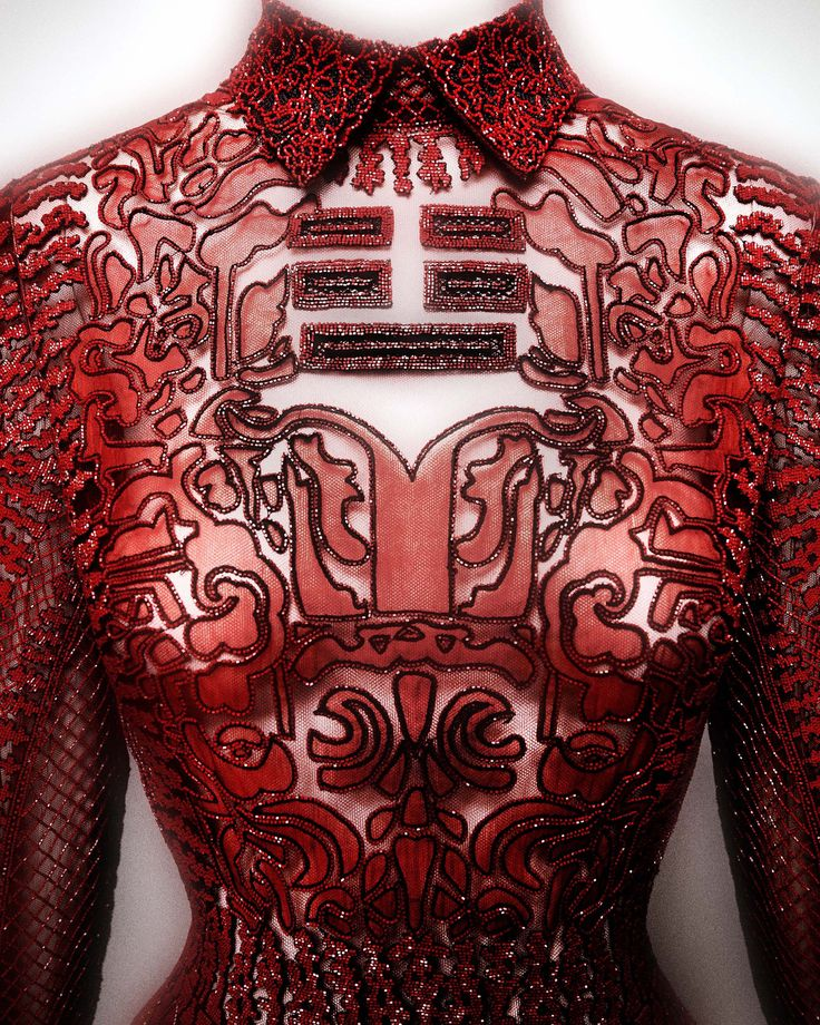 "Valentino SpA (Italian, founded 1959). Evening dress, ""Shanghai"" collection 2013. Courtesy of Valentino SpA. Photography © Platon #ChinaLookingGlass #AsianArt100"