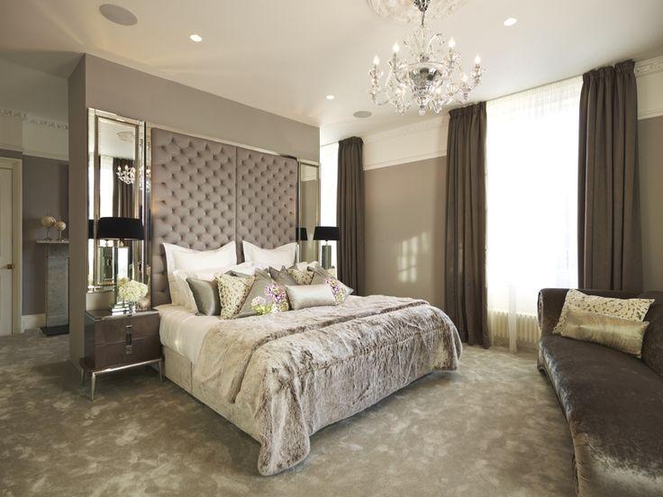 Фото из статьи: Как сделать спальню комфортнее: советы дизайнеров