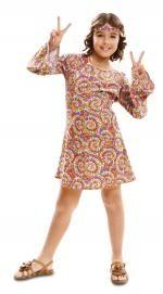 Dětský kostým - Hippiesačka 442Kč