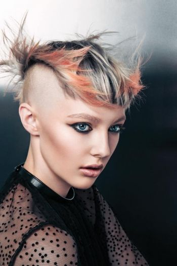 australian hair style australian hair expo colour technician of the year 3525