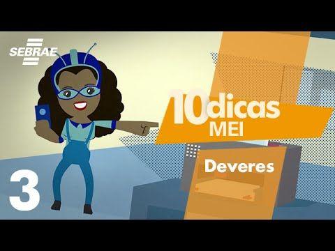 3 - Deveres do MEI // 10 DICAS para o Microempreendedor Individual (MEI)