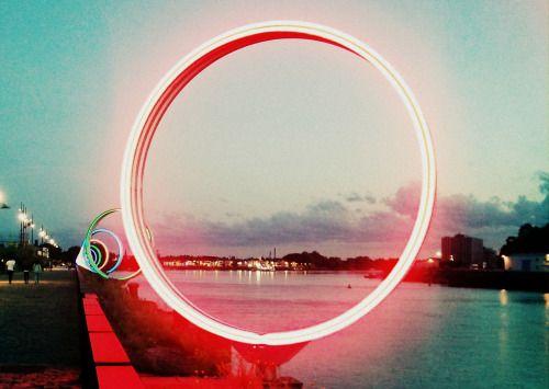 A Nantes, le soir…        > Appareil photo Bridge, Fujifilm Finepix S4000      > Retouches photo