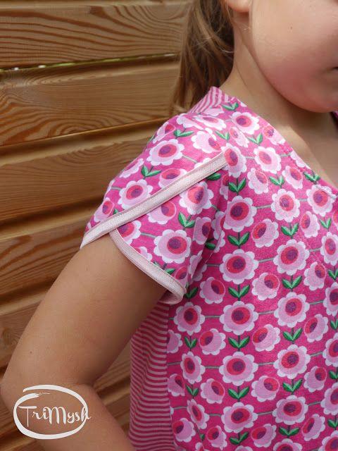 geteilt-durch-Kleid  Schnittmuster von www.erbsenprinzessin.com genäht von trimysh