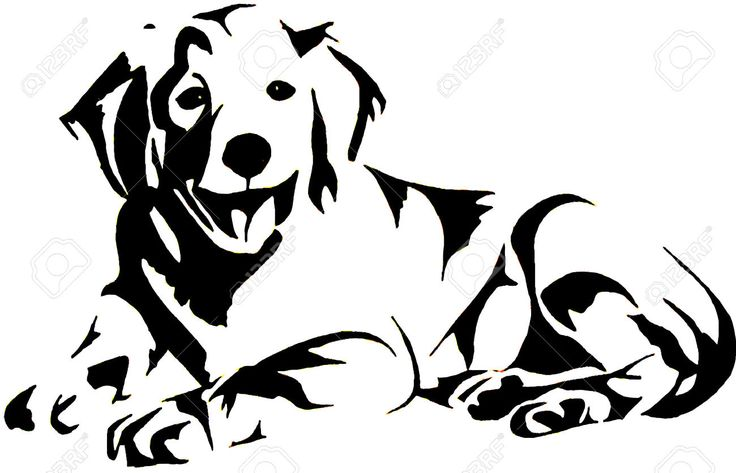 Labrador Silhouette Stock Photos, Pictures, Royalty Free Labrador ...