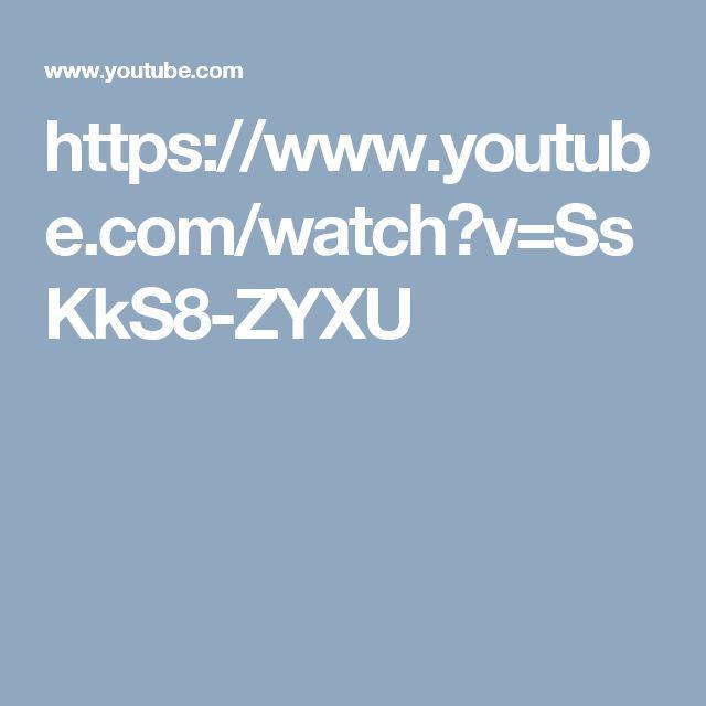 https://www.youtube.com/watch?v=SsKkS8-ZYXU