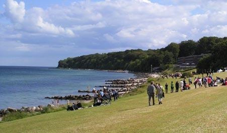 Ballehage Beach