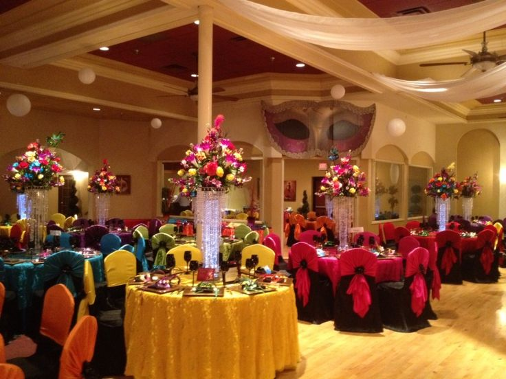 17 best images about salones para eventos on pinterest for Decoracion quinceanera