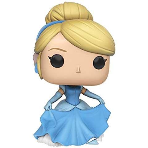 Funko - 222 - Pop - Disney - Princesses - Cendrillon