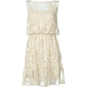 Darcy Lace layover dress