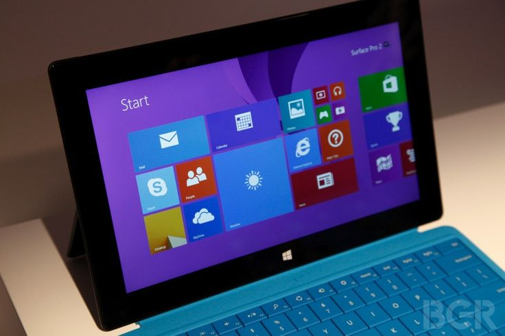 Hands on with Microsoft's Surface 2 and Surface Pro 2: In search of a tablet turnaround