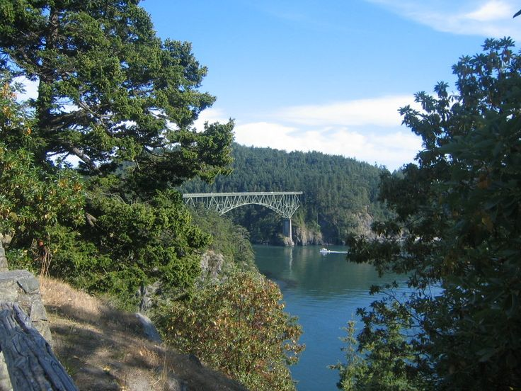 Deception Pass- Oak Harbor, Whidbey Island Wa. One of the most beautiful places i have ever seen.