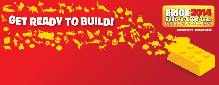 This Fantastic LEGO event is built for fans by fans at ExCeL London November 27th to 30th 2014! www.Brick2014.com