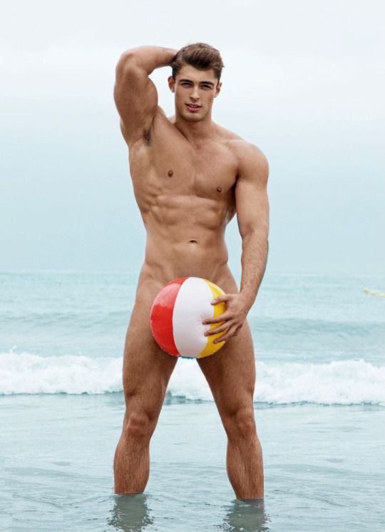 from Marco gay beach ball porn