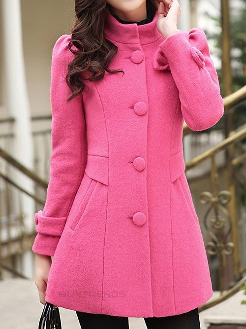 Pretty  Trench Coat #buytrends #fashion #style #trench coat #fall