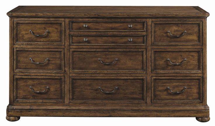 8 best interieur images on pinterest armoire cabinets - Bernhardt vintage patina bedroom ...