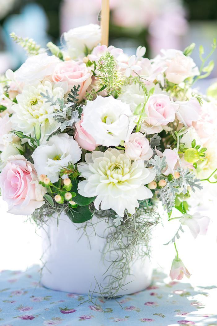 Beautiful Flower Arrangement For A Wedding Or Shower
