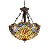 Found it at Wayfair - Victorian 3 Light Rebecca Inverted Ceiling Pendant