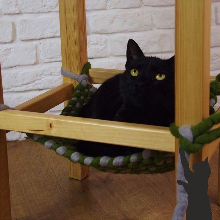 hammock for black cat :)