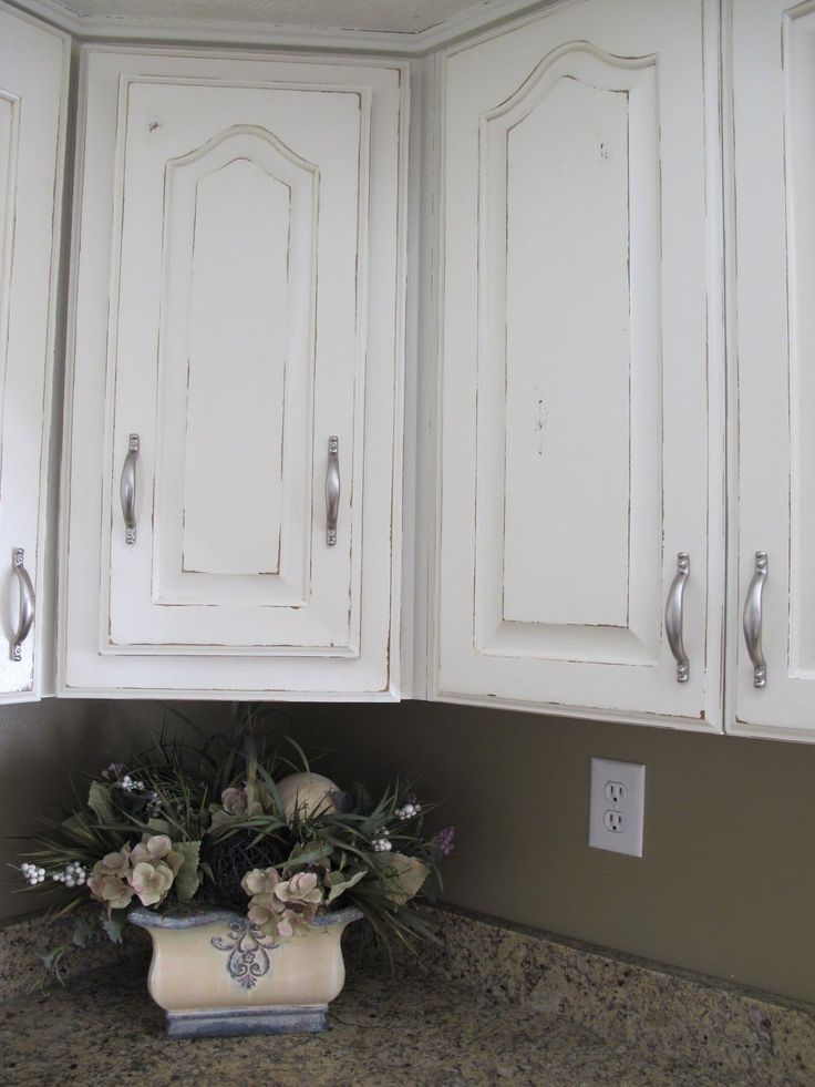 This is what my kitchen cupboards are going to look like for Rustic white kitchen cabinets