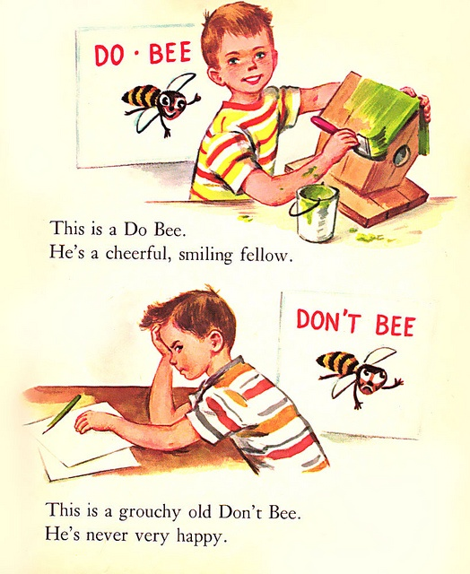 Do Bee vs. Don't Bee - The Great Debate
