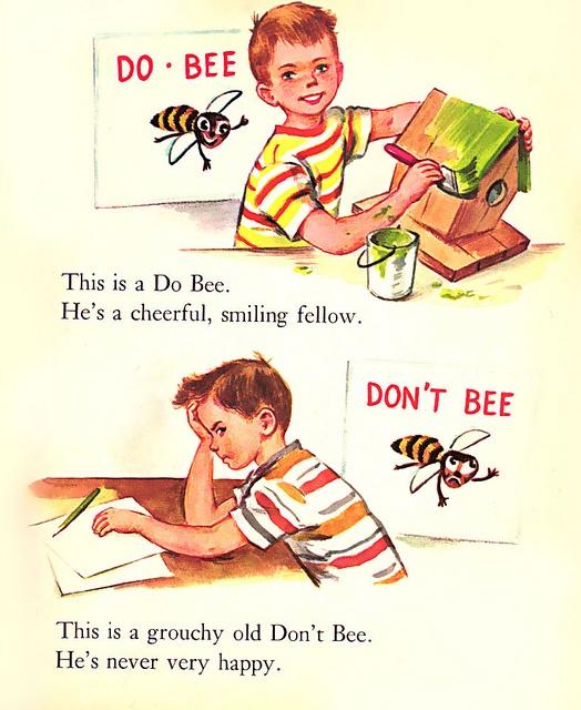 1953 Romper Room illustration