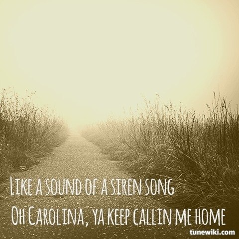 """""""Carolina"""". Eric Church & I have one thing in common, NC will always be our home<3"""